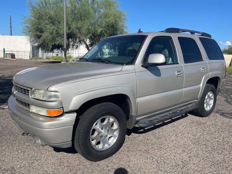 2006 Chevrolet Tahoe for sale at Tucson Auto Sales in Tucson AZ