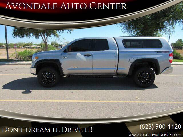 2014 Toyota Tundra for sale at Avondale Auto Center in Avondale AZ