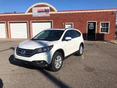 2013 Honda CR-V for sale at Family Auto Finance OKC LLC in Oklahoma City OK