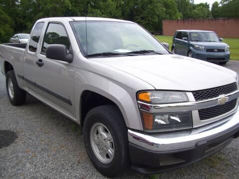 2006 Chevrolet Colorado for sale at Horton's Auto Sales in Rural Hall NC