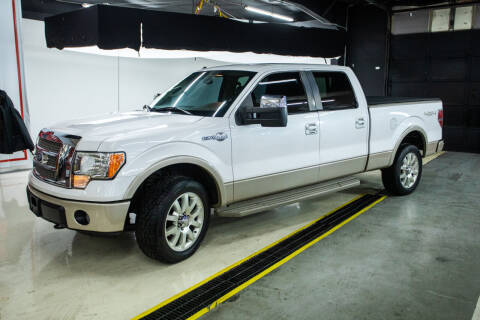 2010 Ford F-150 for sale at Jetset Automotive in Cedar Rapids IA