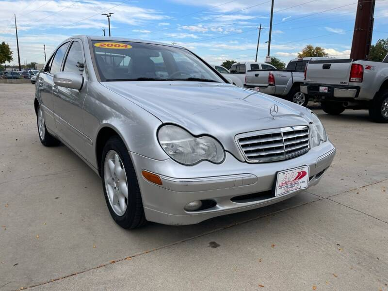 2004 Mercedes-Benz C-Class for sale at AP Auto Brokers in Longmont CO