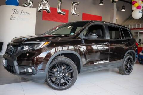 2019 Honda Passport for sale at Quality Auto Center in Springfield NJ