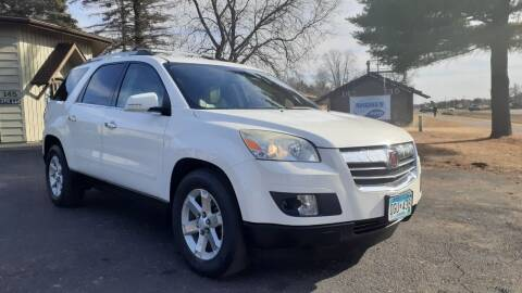 2010 Saturn Outlook for sale at Shores Auto in Lakeland Shores MN