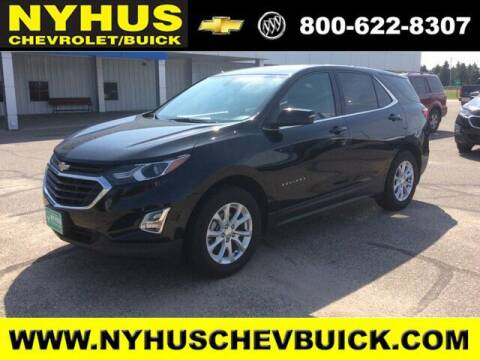 2018 Chevrolet Equinox for sale at Nyhus Chevrolet Buick in Staples MN