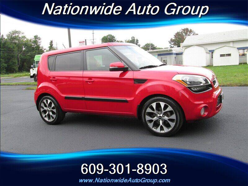 2013 Kia Soul for sale at Nationwide Auto Group in East Windsor NJ