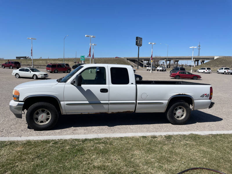 1999 GMC Sierra 1500 for sale at GILES & JOHNSON AUTOMART in Idaho Falls ID
