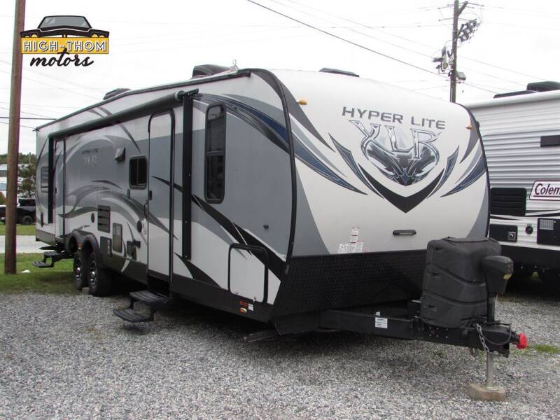 2017 XLR Hyper Lite for sale at High-Thom Motors in Thomasville NC