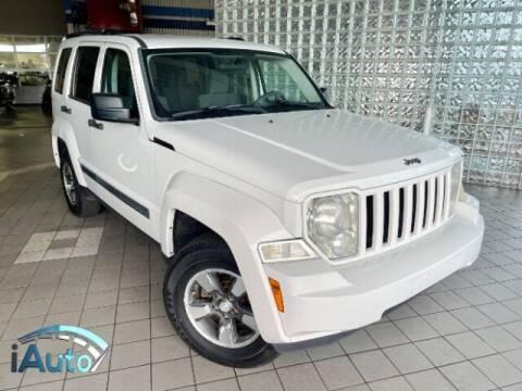 2008 Jeep Liberty for sale at iAuto in Cincinnati OH