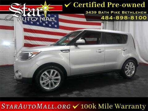 2019 Kia Soul for sale at STAR AUTO MALL 512 in Bethlehem PA