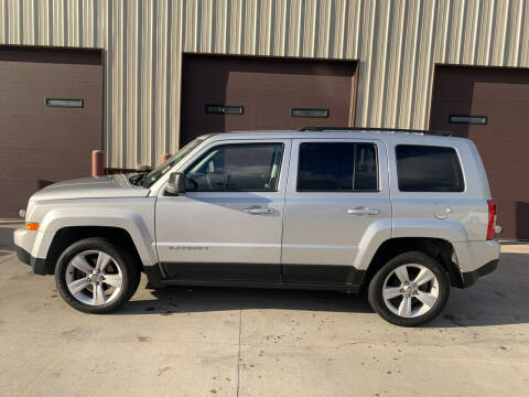2011 Jeep Patriot for sale at Dakota Auto Inc. in Dakota City NE