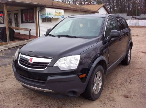 2008 Saturn Vue for sale at LAKESIDE MOTORS LLC in Houghton Lake MI
