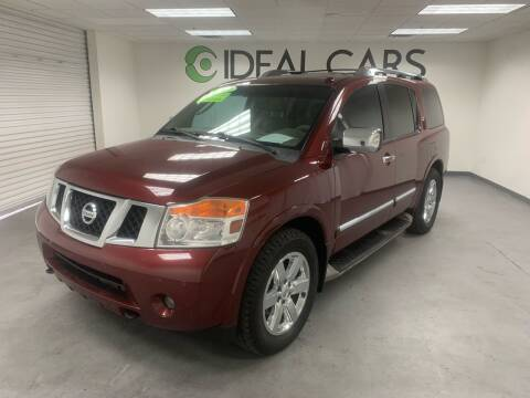 2012 Nissan Armada for sale at Ideal Cars Atlas in Mesa AZ
