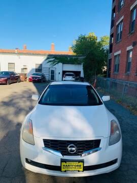 2009 Nissan Altima for sale at Hartford Auto Center in Hartford CT