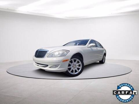 2007 Mercedes-Benz S-Class for sale at Carma Auto Group in Duluth GA