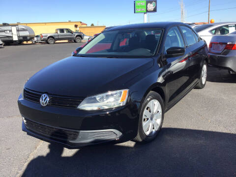 2014 Volkswagen Jetta for sale at SPEND-LESS AUTO in Kingman AZ