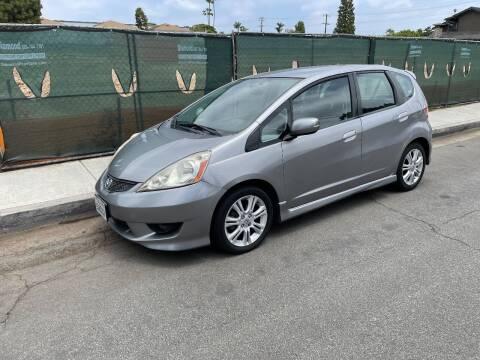 2009 Honda Fit for sale at PACIFIC AUTOMOBILE in Costa Mesa CA