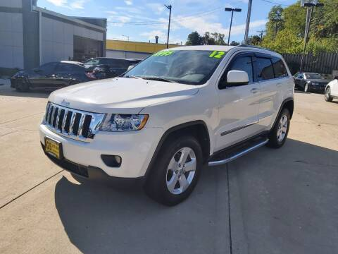 2012 Jeep Grand Cherokee for sale at GS AUTO SALES INC in Milwaukee WI