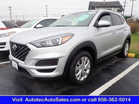 2019 Hyundai Tucson for sale at Autotec Auto Sales in Vineland NJ