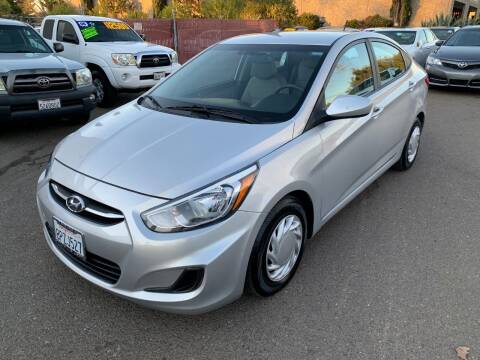 2017 Hyundai Accent for sale at C. H. Auto Sales in Citrus Heights CA