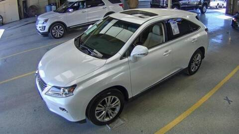 2013 Lexus RX 450h for sale at Smart Chevrolet in Madison NC