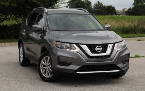 2017 Nissan Rogue for sale at Big O Auto LLC in Omaha NE