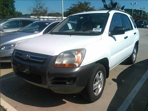 2008 Kia Sportage for sale at Ace Auto Brokers in Charlotte NC