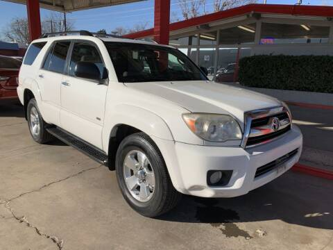 2008 Toyota 4Runner for sale at KD Motors in Lubbock TX