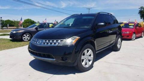 2007 Nissan Murano for sale at GP Auto Connection Group in Haines City FL
