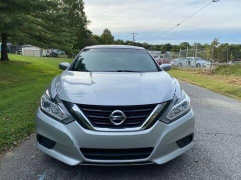 2016 Nissan Altima for sale at Speed Auto Mall in Greensboro NC