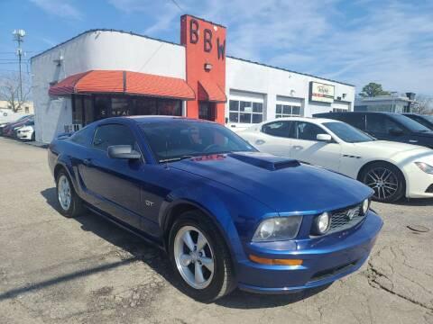 2008 Ford Mustang for sale at Best Buy Wheels in Virginia Beach VA