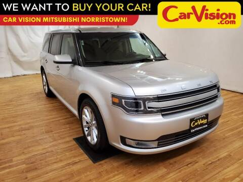 2019 Ford Flex for sale at Car Vision Mitsubishi Norristown in Trooper PA