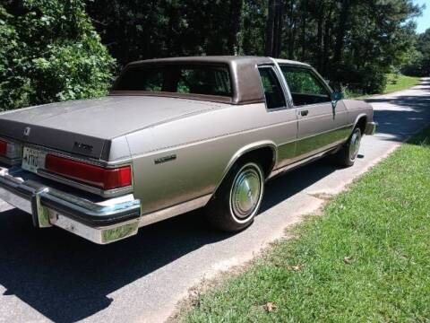 1984 Buick LeSabre for sale at Classic Car Deals in Cadillac MI