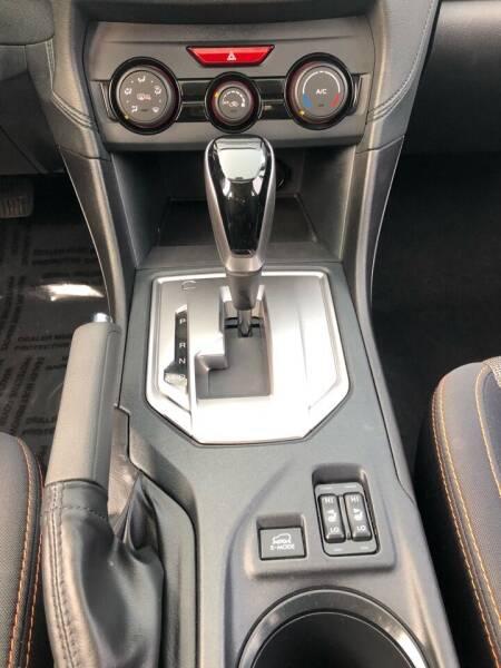2018 Subaru Crosstrek AWD 2.0i Premium 4dr Crossover CVT - Bettendorf IA