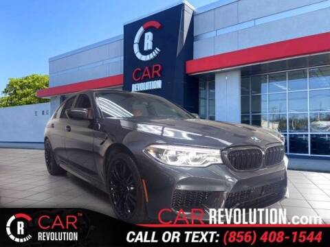 2020 BMW M5 for sale at EMG AUTO SALES in Avenel NJ
