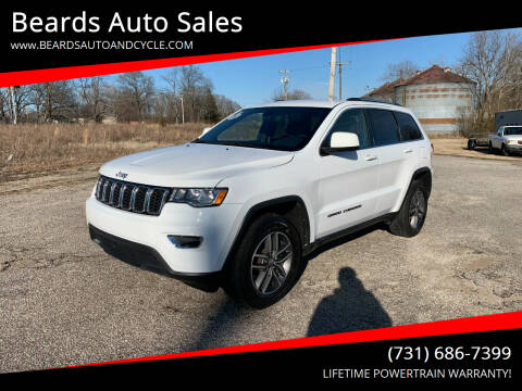 2018 Jeep Grand Cherokee for sale at Beards Auto Sales in Milan TN