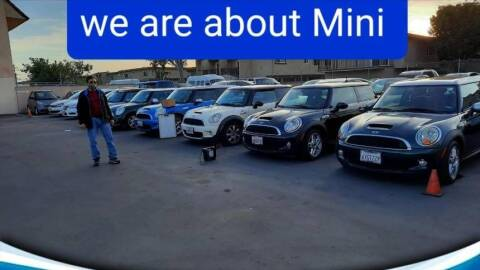 2009 MINI Cooper for sale at A Quality Auto Sales in Huntington Beach CA