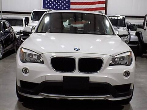 2015 BMW X1 for sale at Texas Motor Sport in Houston TX