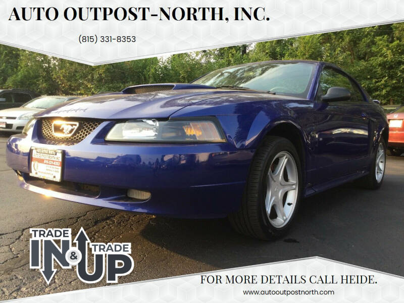 2002 Ford Mustang for sale at Auto Outpost-North, Inc. in McHenry IL