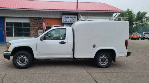 2008 Chevrolet Colorado for sale at Twin City Motors in Grand Forks ND