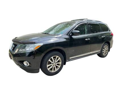 2014 Nissan Pathfinder for sale at Averys Auto Group in Lapeer MI