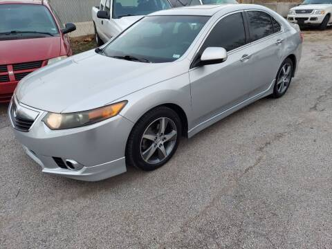 2012 Acura TSX for sale at BBC Motors INC in Fenton MO