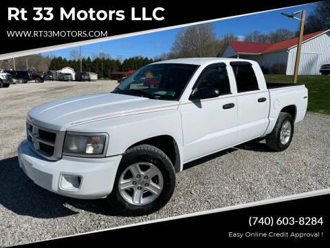 2011 RAM Dakota for sale at Rt 33 Motors LLC in Rockbridge OH