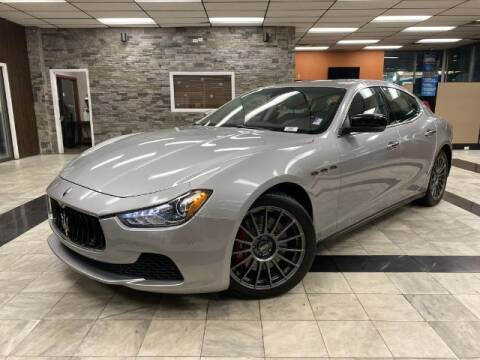 2014 Maserati Ghibli for sale at Sonias Auto Sales in Worcester MA