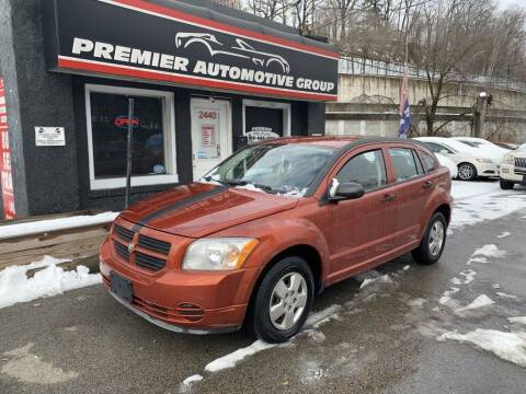 2007 Dodge Caliber for sale at Premier Automotive Group in Pittsburgh PA