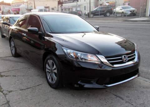 2014 Honda Accord for sale at MFG Prestige Auto Group in Paterson NJ