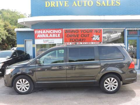 2012 Volkswagen Routan for sale at Drive Auto Sales & Service, LLC. in North Charleston SC