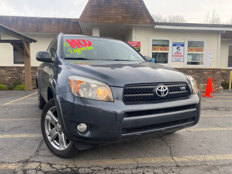 2008 Toyota RAV4 for sale at Hola Auto Sales Doraville in Doraville GA