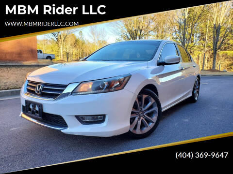 2013 Honda Accord for sale at MBM Rider LLC in Alpharetta GA