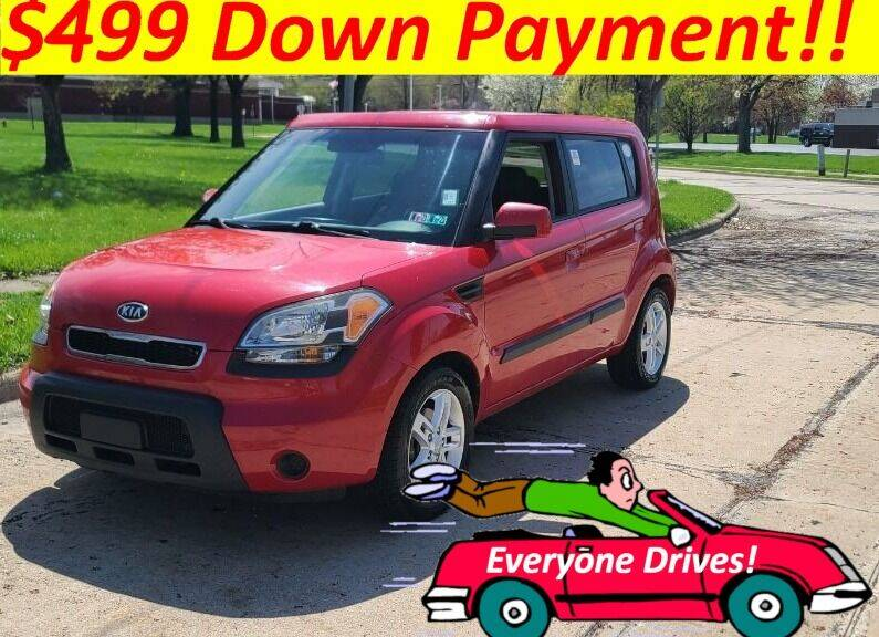 2010 Kia Soul for sale at World Automotive in Euclid OH
